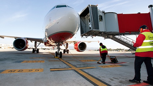 Airline Passenger, Ramp and Cargo Handling Services