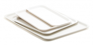Designed Plastics for Airline Inflight Service Trays and Catering Equipment
