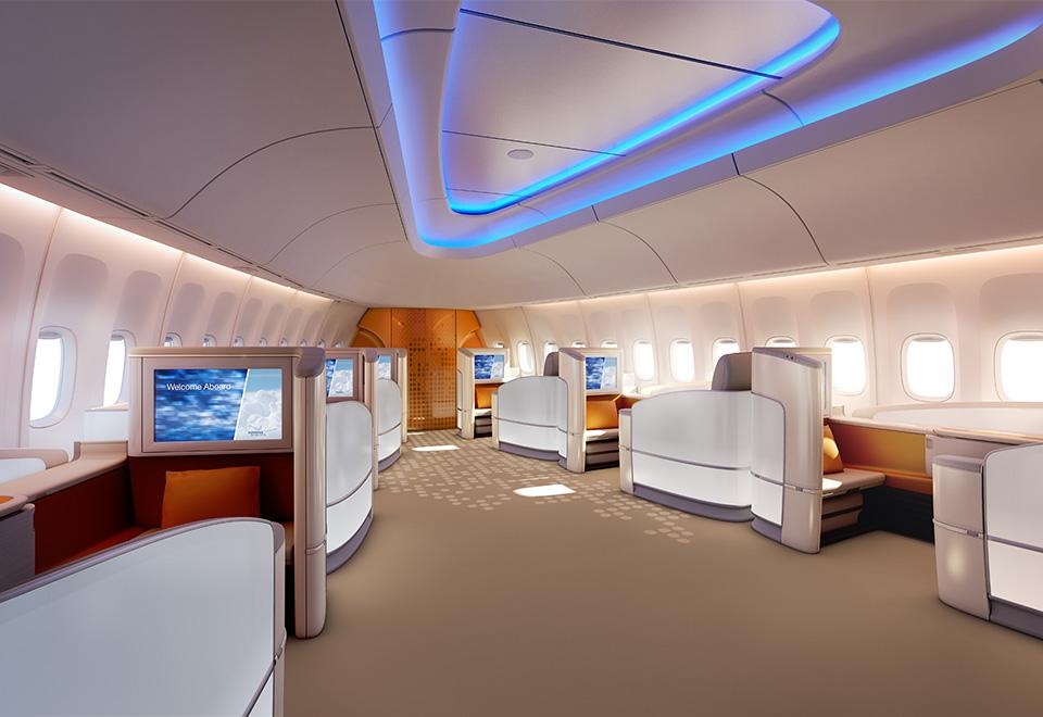 Commercial jetliner manufacturer boeing for Boeing 747 exterior