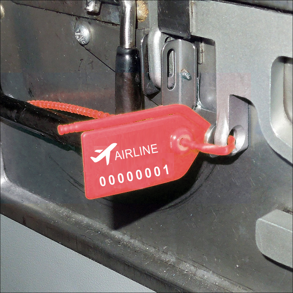 Airline Security Seals