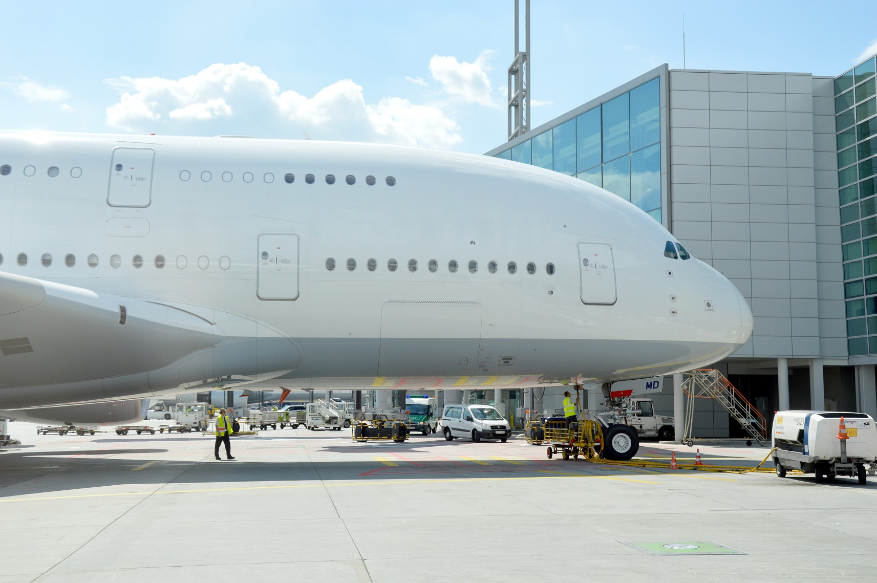 advanced optimization software inform gmbh airport suppliers ramp services