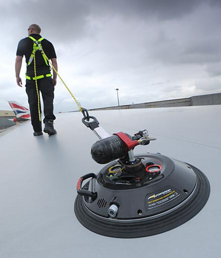 Aircraft Fall Protection For Personnel Msa Safety