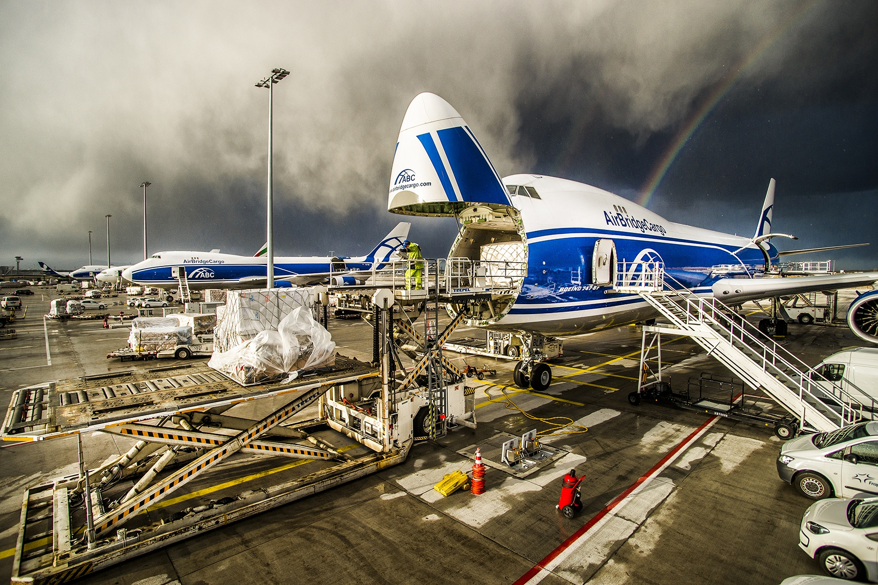 AirBridgeCargo Airlines launches weekly Houston-Abu Dhabi service