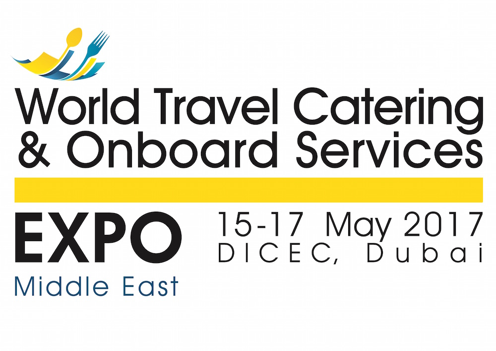 World Travel Catering and Onboard Services Expo Middle East - Limited spaces available – book your stand now
