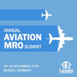 Download the Annual Aviation MRO Summit Brochure