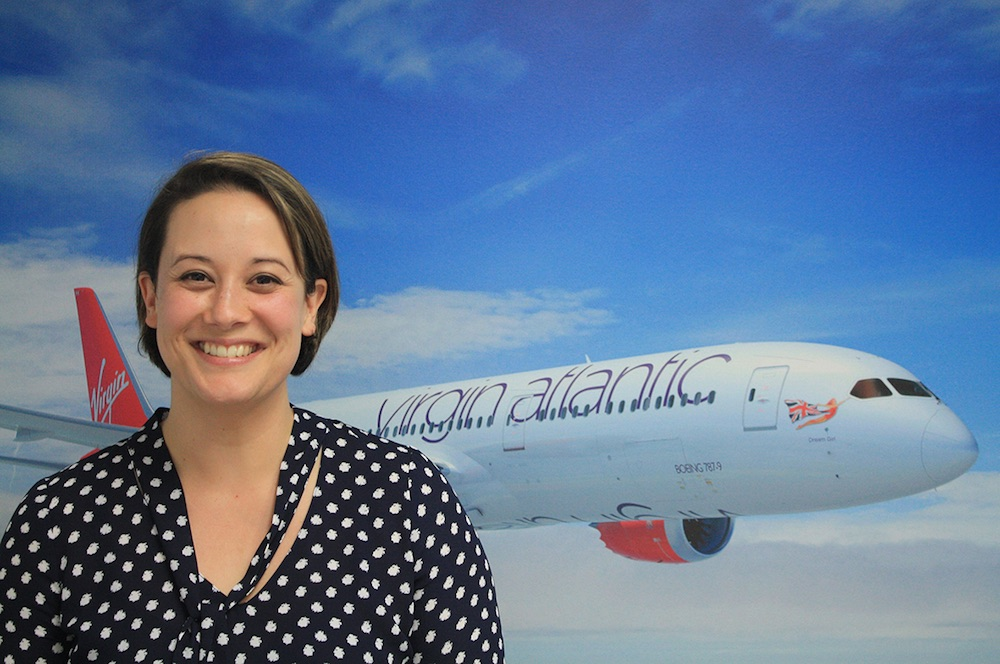 Phillippa Palmer, Virgin Atlantic Cargo.