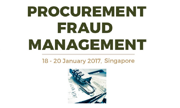 Procurement Fraud Management Masterclass