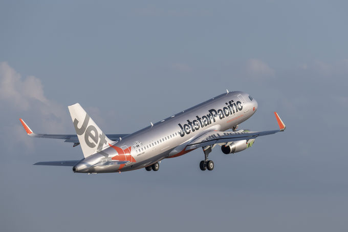 Airbus A320 - Jetstar Pacific