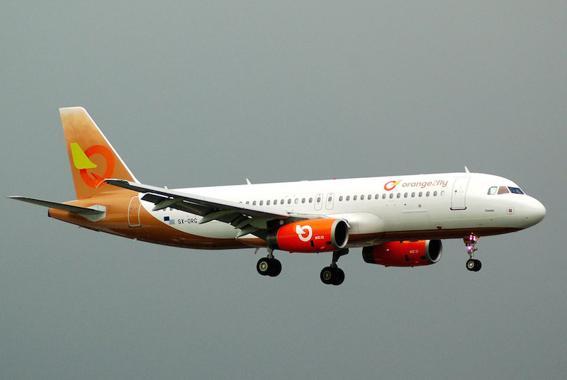 Greek newcomer Orange2fly Airlines launches operations ...