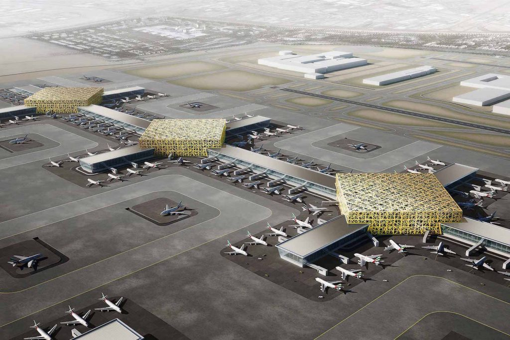 Multi-billion-dollar worth of airport expansion projects across GCC countries to cater to the rapid growth in the number of air travellers.