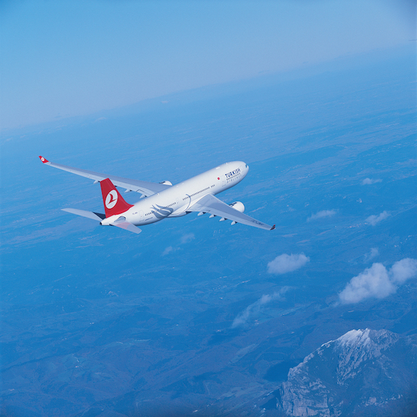 Turkish Airlines awards cargo handling contract to Africa Flight Services