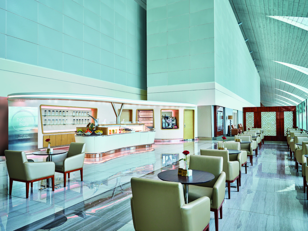 Emirates Lounge