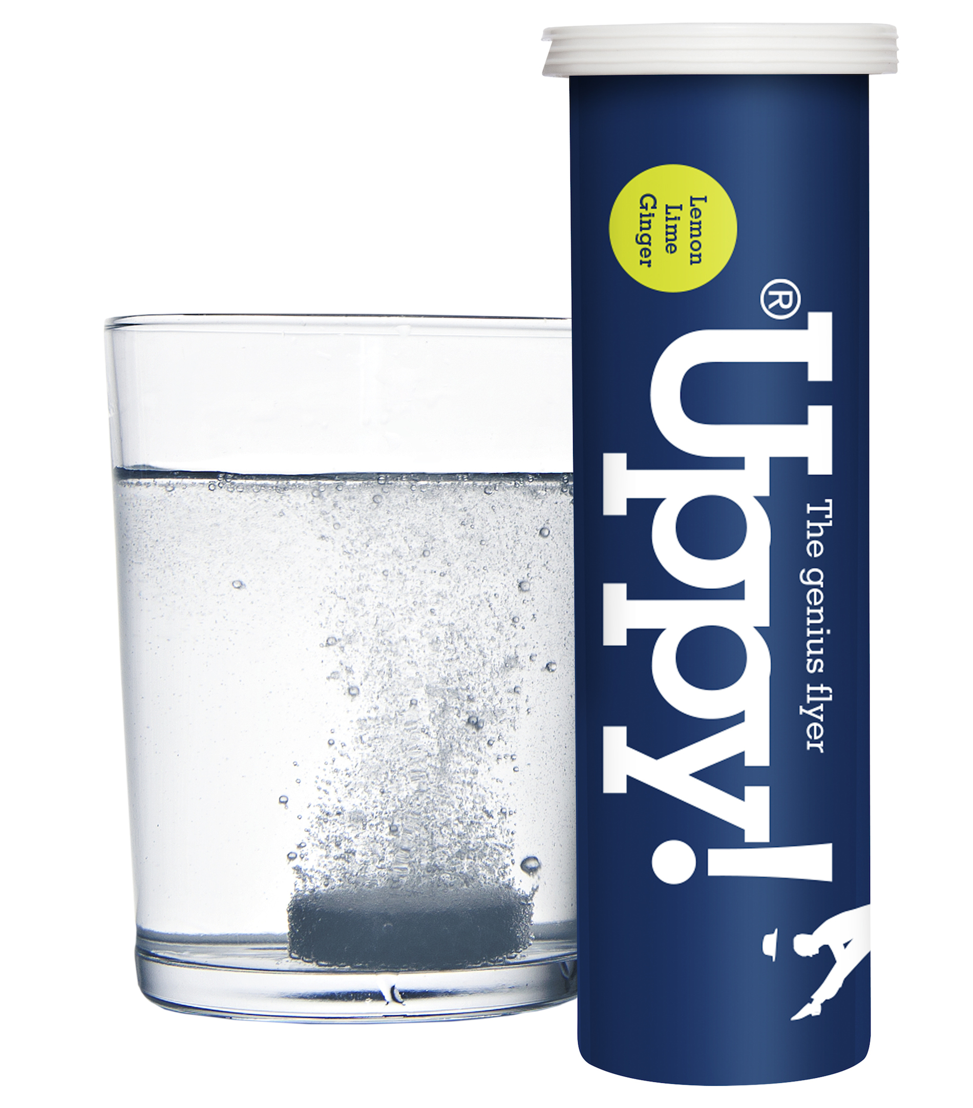 Uppy! AB - Jet Lag Recovery and Rehydration Solutions