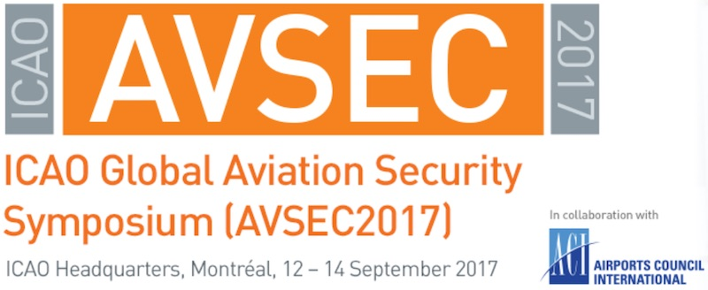 ICAO Global Aviation Security Symposium 2017 (AVSEC2017)