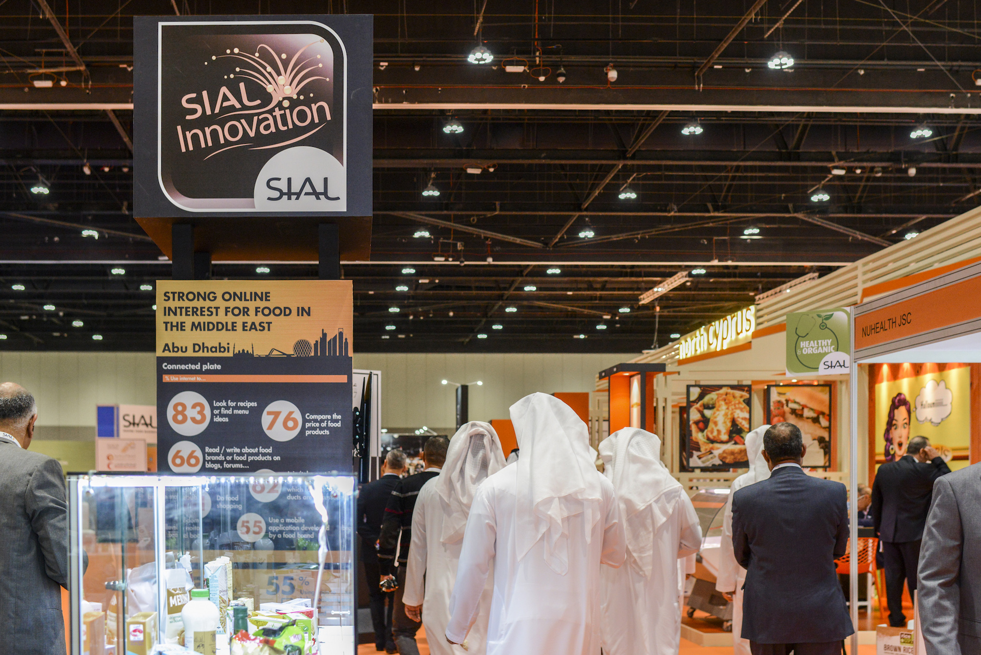 SIAL Middle East 2018 - Airline Suppliers - Events