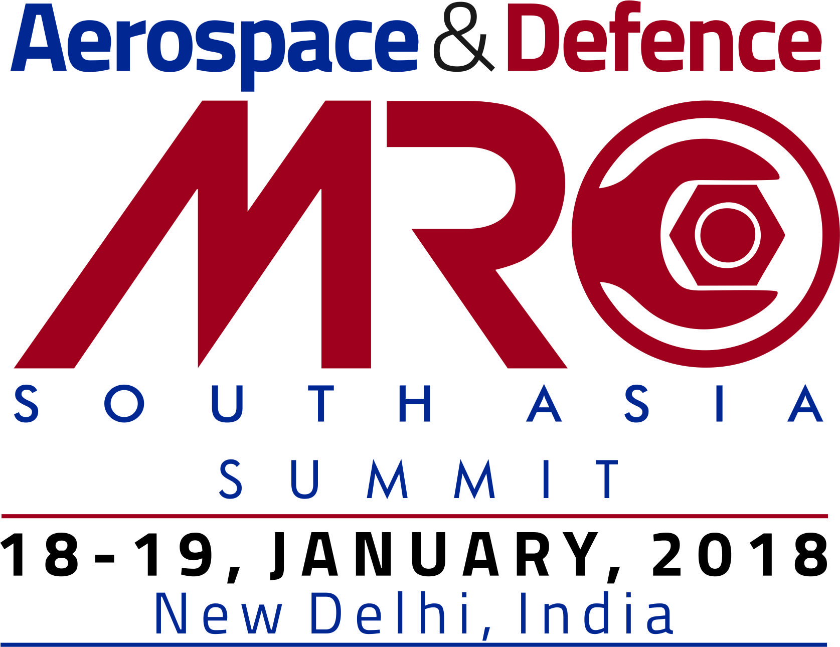 Aerospace & Defence MRO - South Asia Summit 2018