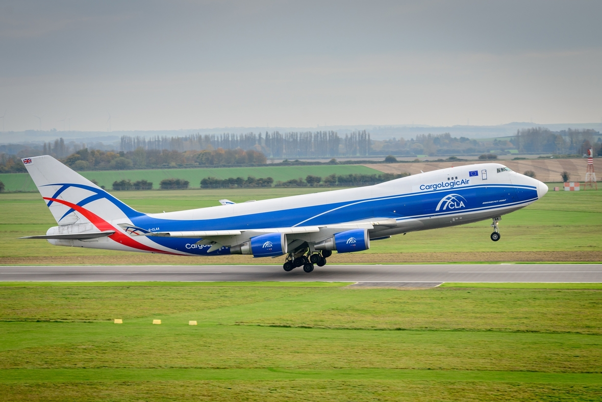 British cargo airline, CargoLogicAir, launches first scheduled service with twice-weekly 747F UK-Mexico operations