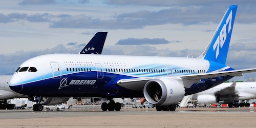 Japan Airlines orders for four Boeing 787-8 Dreamliners - Airline Suppliers