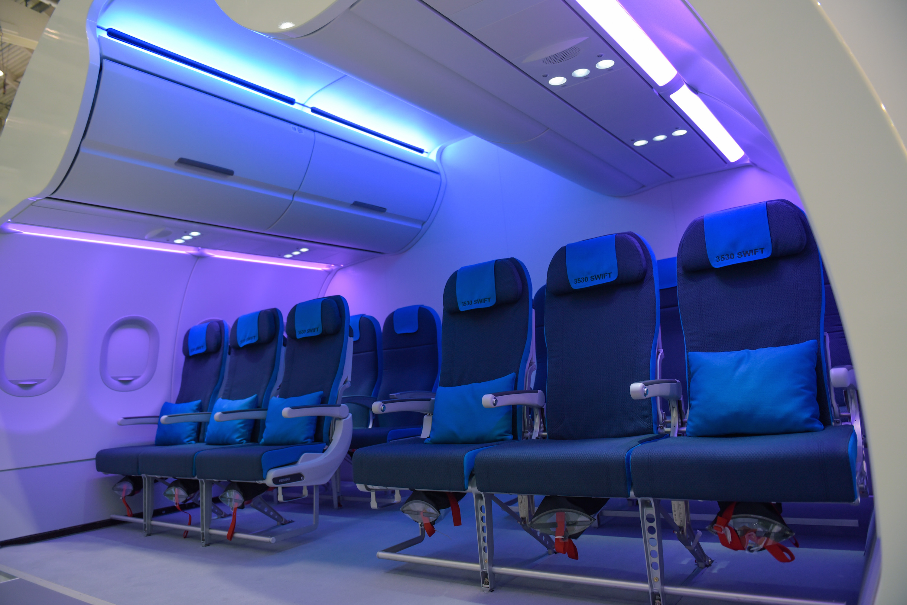 content interior cabin unveils klm aircraft interiors revamped