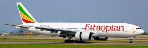 Ethiopian Airlines reduces UK services