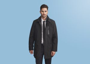 Hi-tec coats for male air crews
