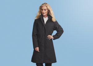 Hi-tec coats for female air crews