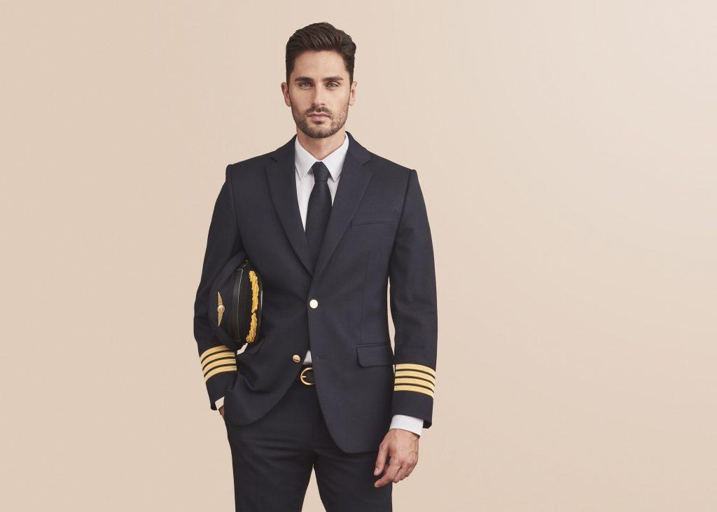 Airline Captain Uniforms