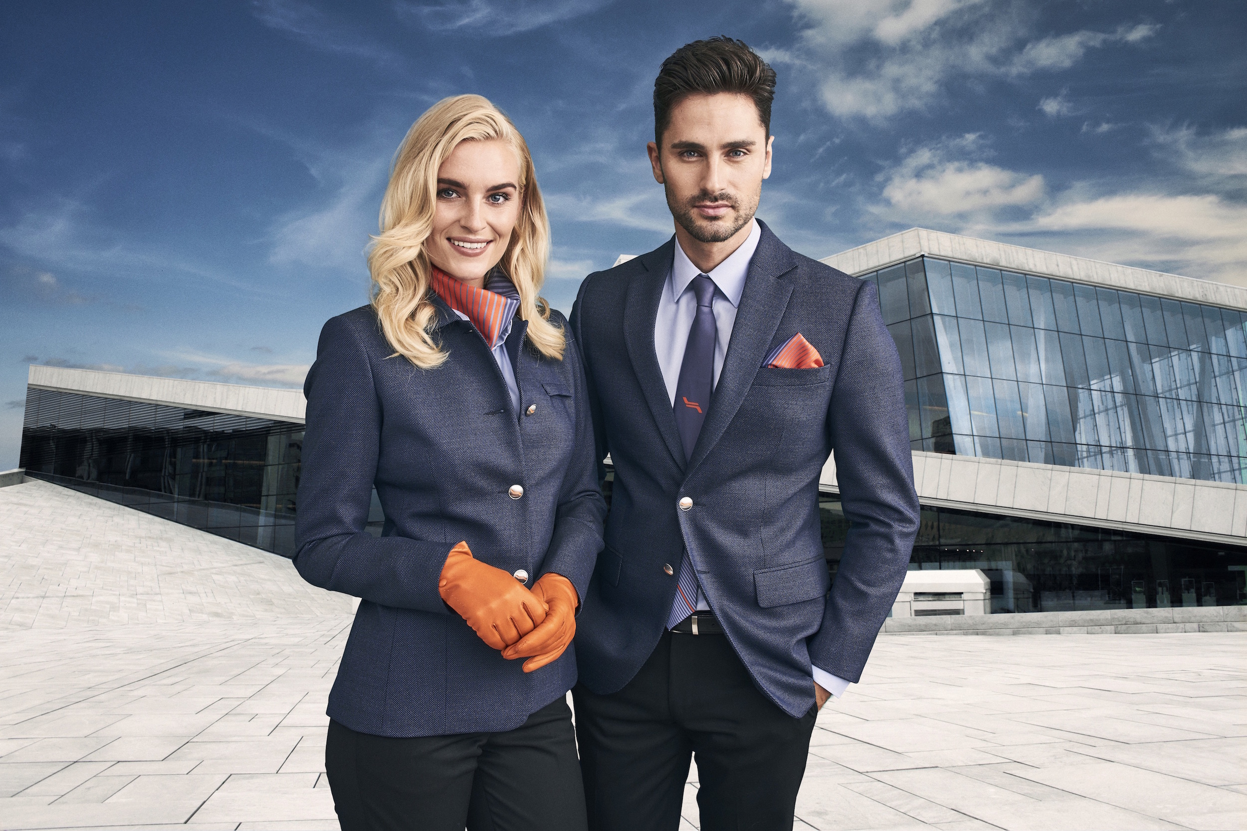 Ground Staff Uniforms: clothing for airport staff