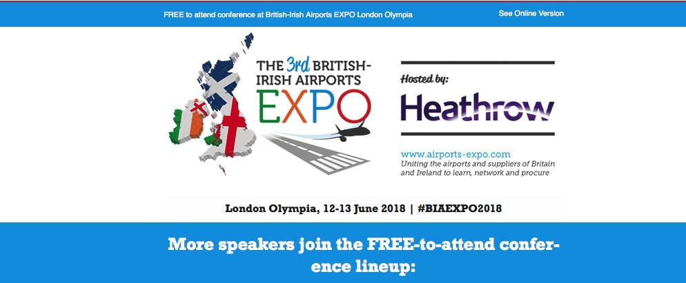 British Irish Expo 2018
