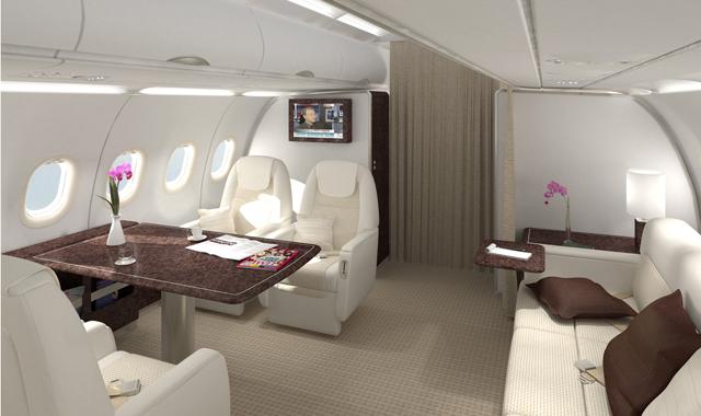 Aircraft Interior Manufacturer Innovint Aircraft