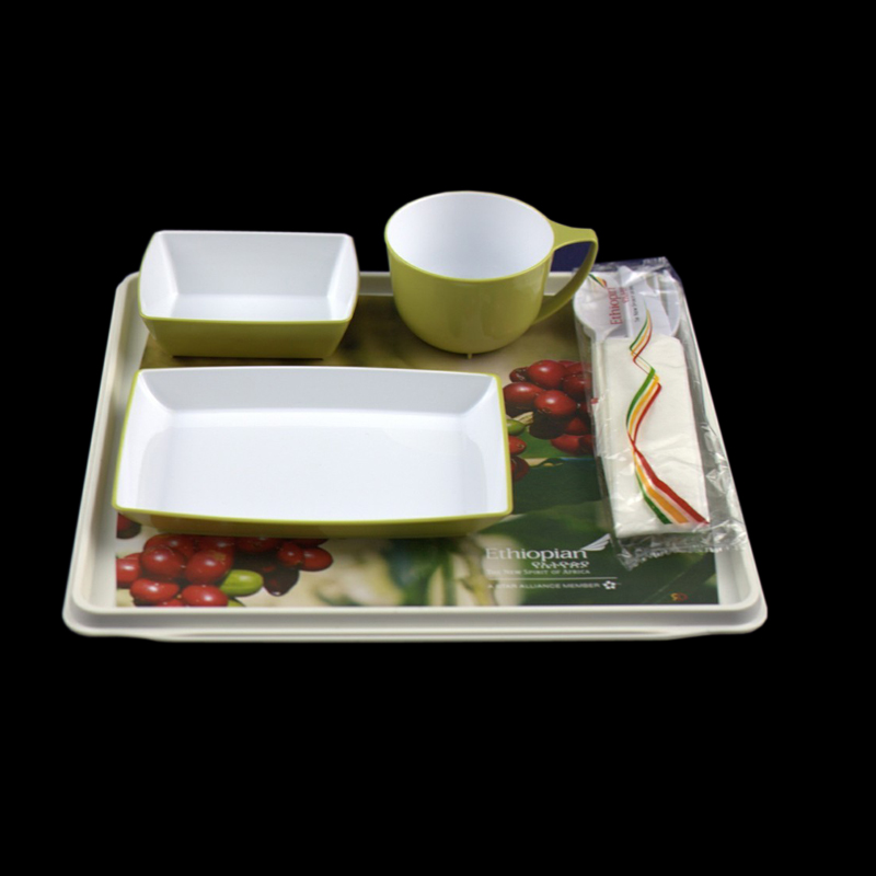Airline Catering Items - Tableware, Cutlery Kits & Amenities