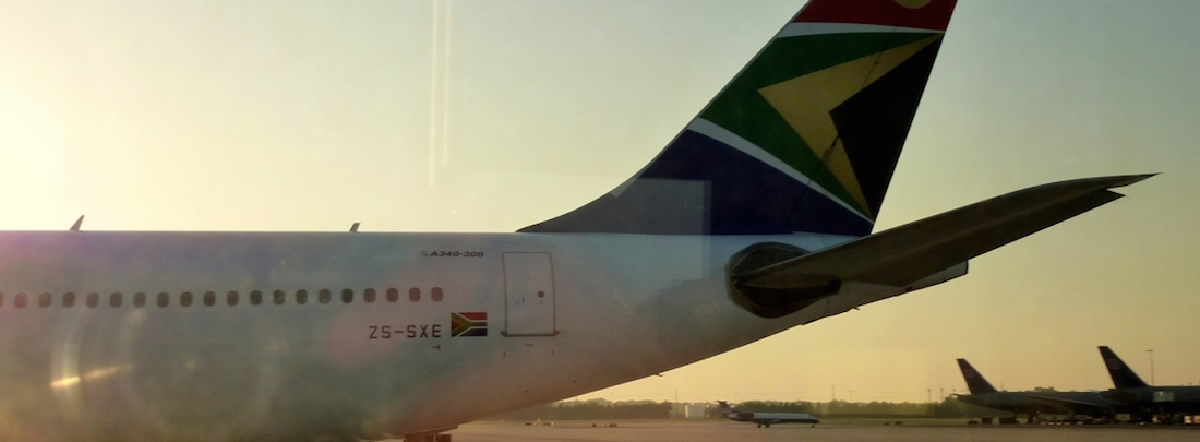 South African Airways offers crew while shrinking network - Airline