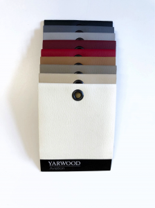Yarwood Aviation heat release faux leather range Osprey