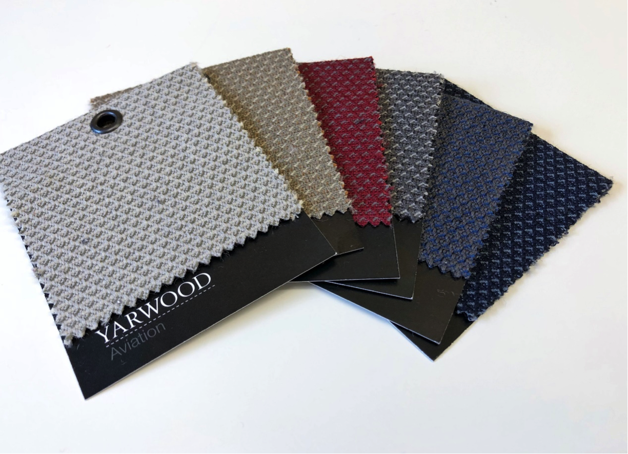 Yarwood Aviation fabric range Condor