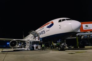 British Airways confirms staff furlough