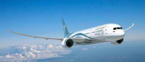 New 787-9 Dreamliner joins Oman Air Fleet