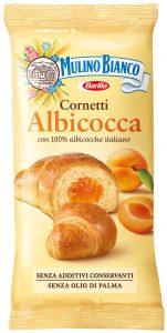 Mulino Bianco - Apricot Cornetti
