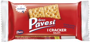 Gran Pavesi – Salted Crackers