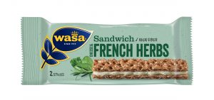 WASA – Cheese & French Herbs Sandwich