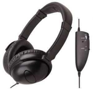 Active Noise-Cancelling Headphones