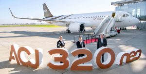 Acropolis Aviation takes delivery of 1st Airbus ACJ320neo