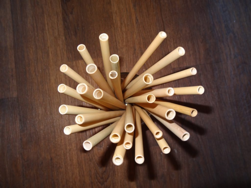 Bamboo Tableware & Straws