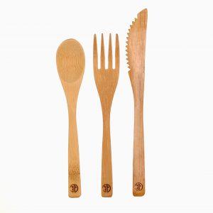 Bamboo Tableware