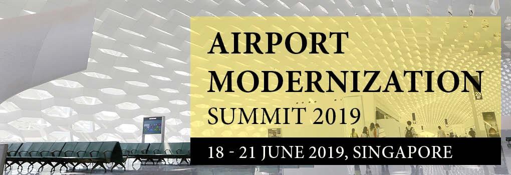Airport Modernization Summit 2019