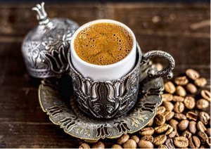 NEW Instant Turkish Coffee 100% Arabica from Dr. Suwelack