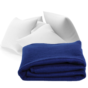 Direct Air Flow – Blankets, pillows and headrest covers – Cabin interior products – Immediate delivery