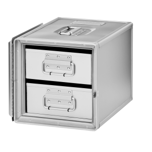 Aluflite Atlas ice container – Inflight galley equipment