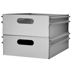 Aluflite aluminium drawer – Inflight galley equipment