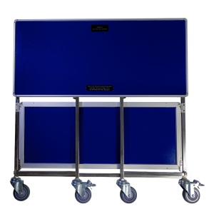 Aluflite folding trolley – Inflight galley equipment