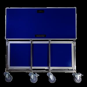 Aluflite folding trolley – Inflight galley equipment